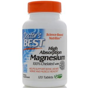 High Absorption Magnesium Image