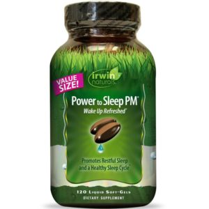 Irwin Naturals Power To Sleep PM Image